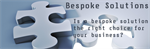 Advantages and Disadvantages of Bespoke Business Software