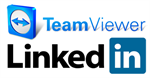 LinkedIn and Team Viewer Hacked